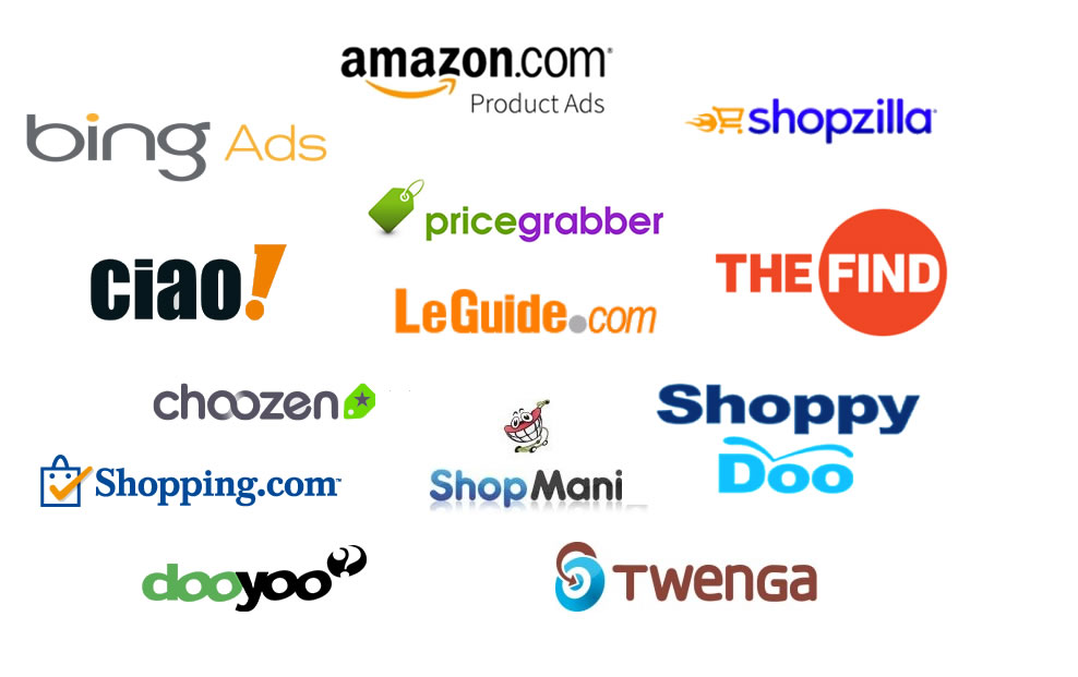 Freewebstore shopping feeds premium feature