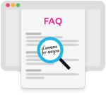 Read our FAQ's